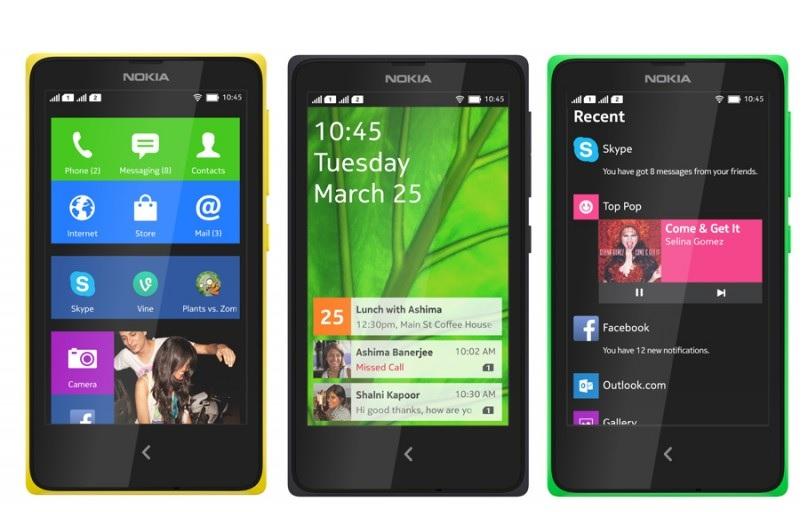 Nokia anuncia sus smartphones X+ y XL con sistema Android