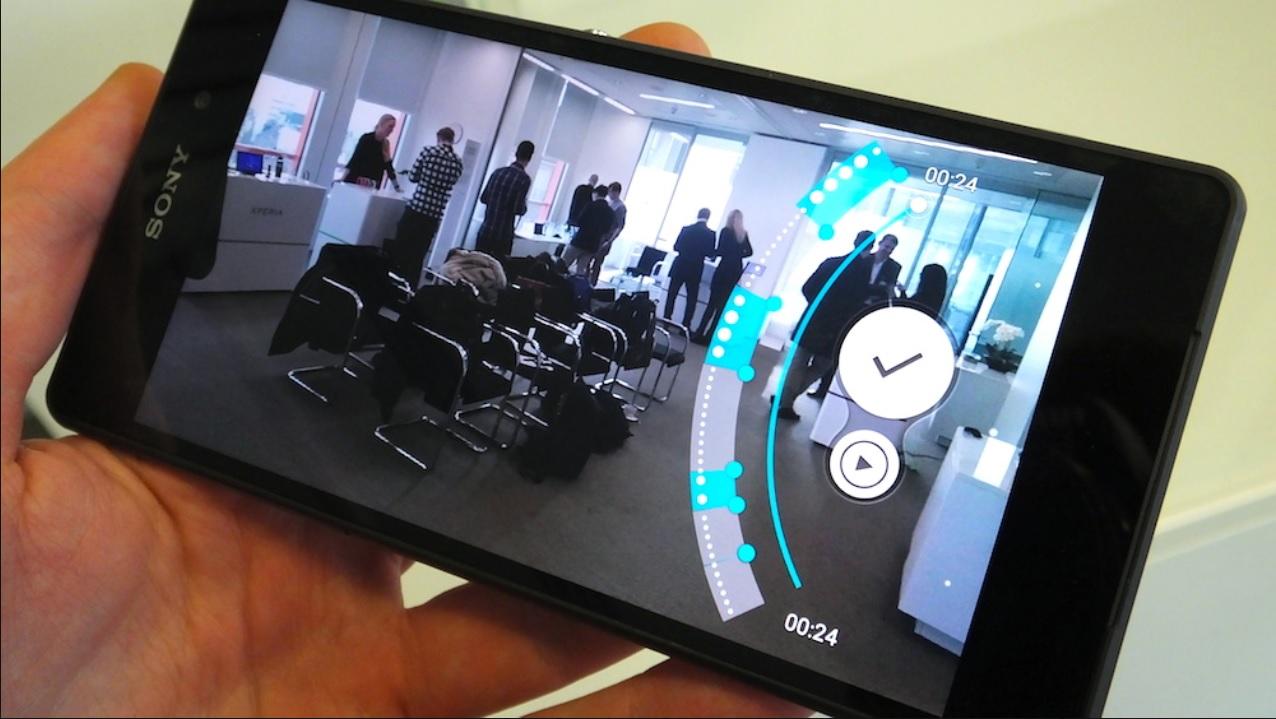 Sony presenta su smartphone Xperia Z2