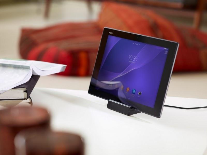 Sony presenta su nueva tablet Xperia Z2 de 10 pulgadas