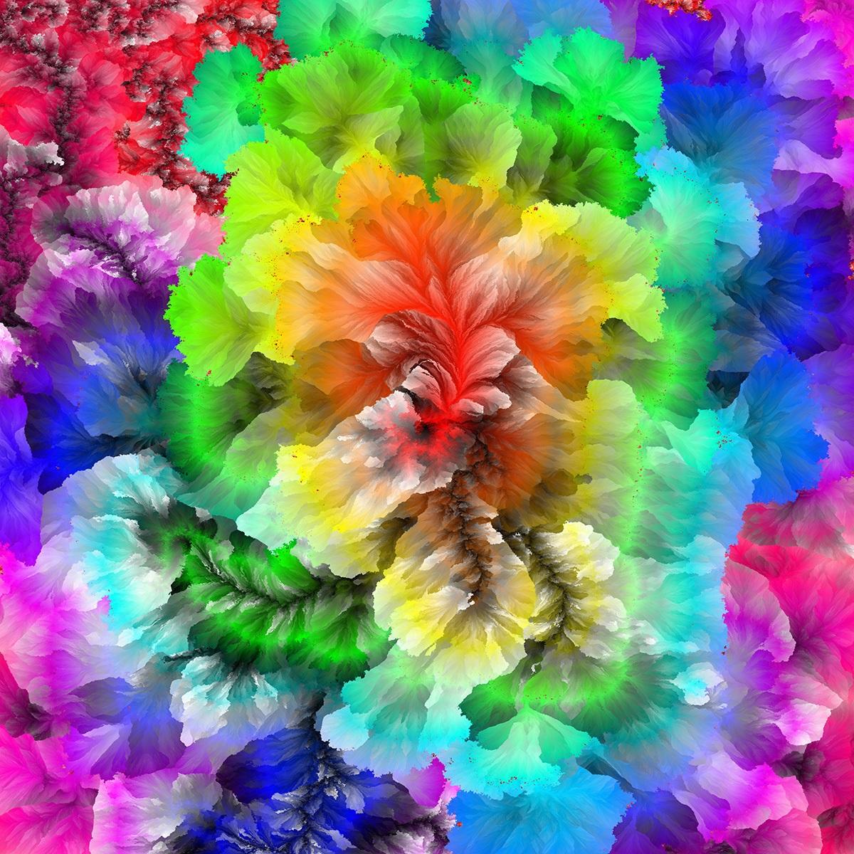 Programa genera 16.8 millones de colores de la forma más llamativa