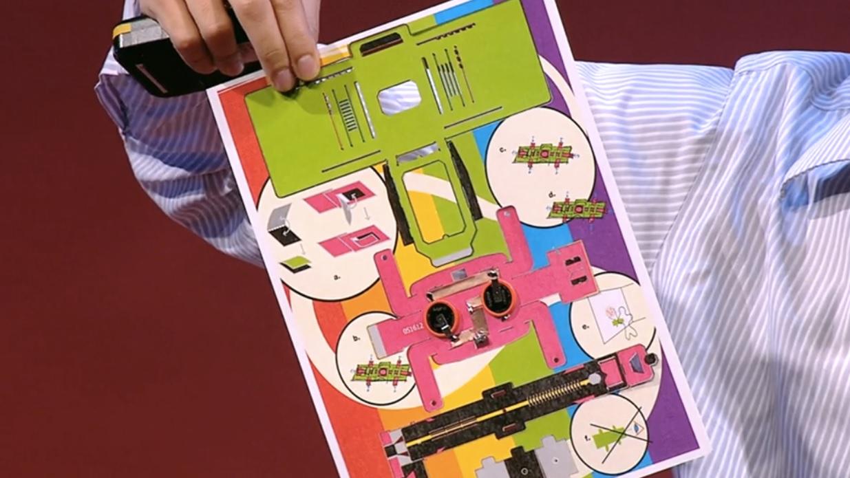 Diseñan microscopio de papel para combatir la malaria