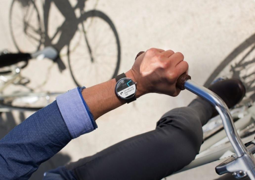 Motorola presenta su reloj inteligente Moto 360