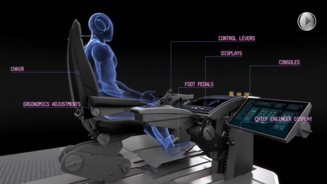 Cómo Rolls-Royce controlará los barcos de carga del futuro