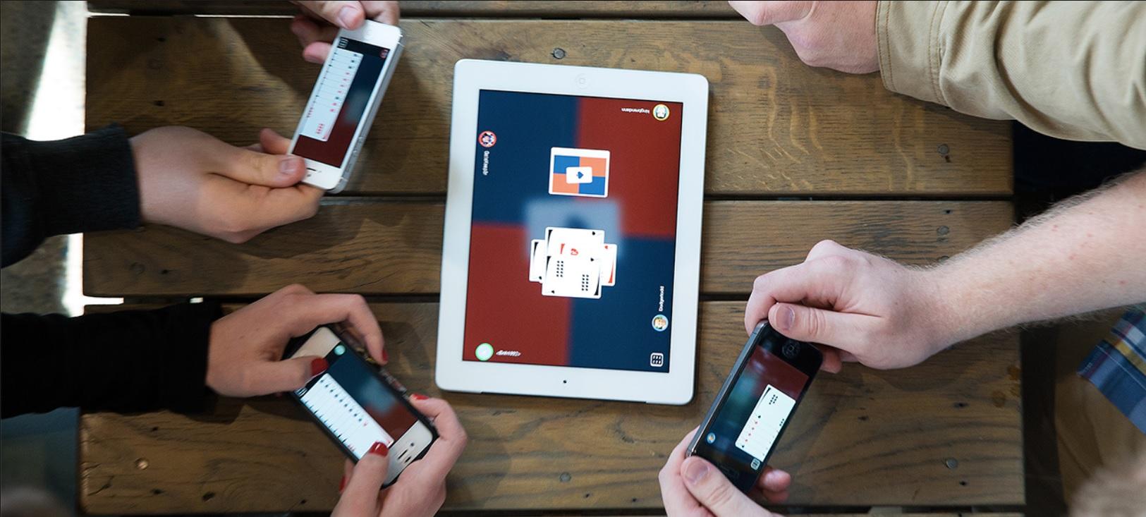 Baraja virtual de cartas, gratis para iPhone, iPad, iPod