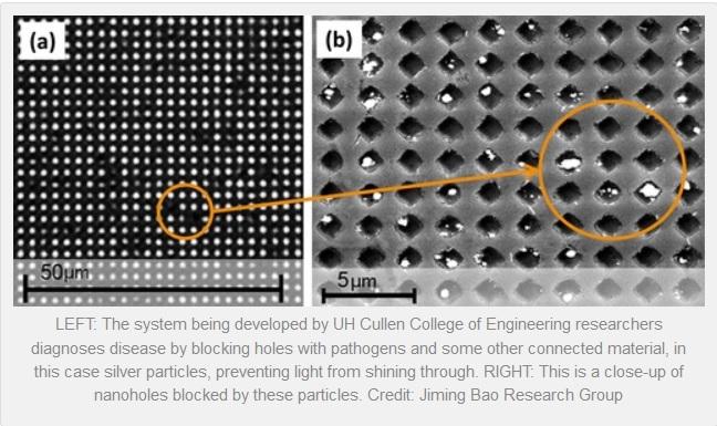Diseñan un celular que diagnostica enfermedades en tiempo real