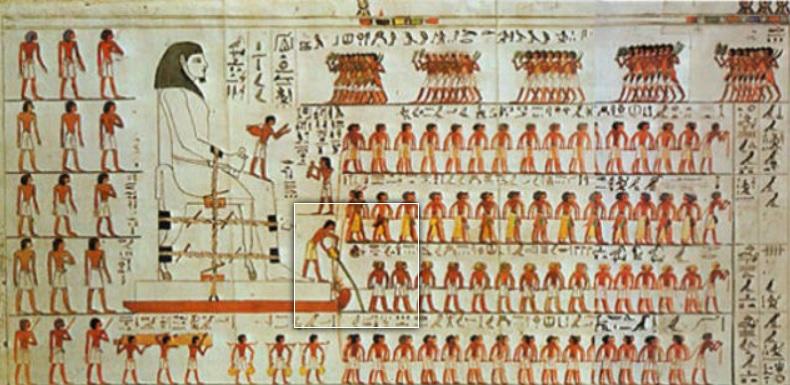 Científicos descubren el secreto egipcio para mover las enormes piedras de las pirámides