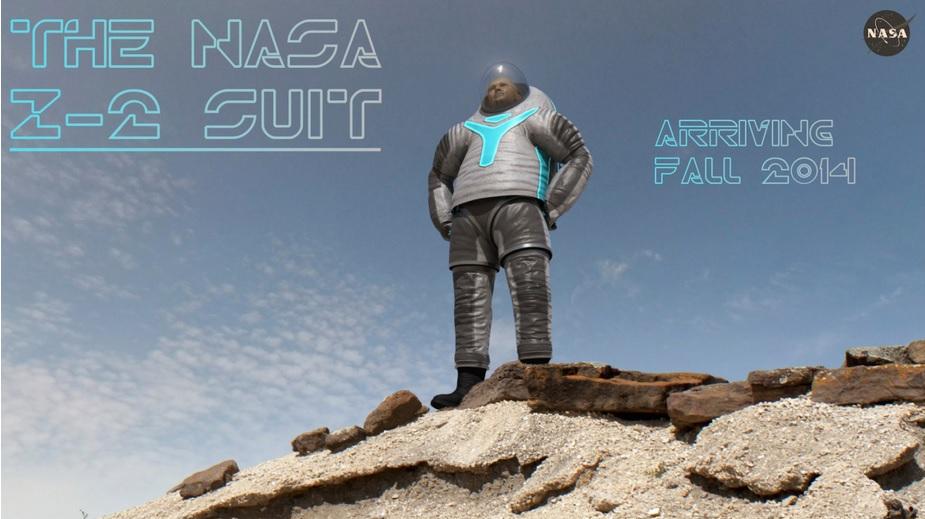 Así es el nuevo traje espacial de la NASA