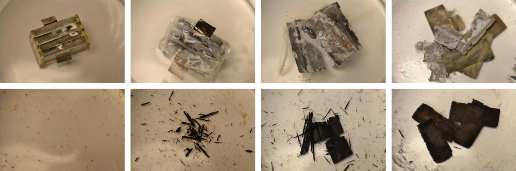 Crean baterías biodegradables que se disuelven en el interior del cuerpo humano