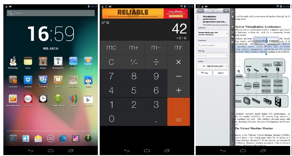 Logran ejecutar aplicaciones iOS en Android, de forma nativa