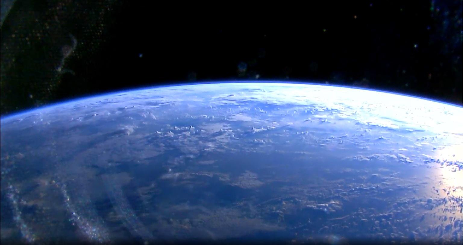 Vea la Tierra desde la Estación Espacial, en vivo, vía streaming