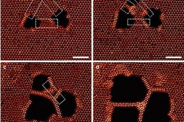 Fabrican nanocables de solo 3 átomos de ancho, los más delgados del mundo