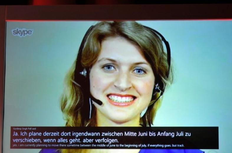 Skype incluirá un traductor en tiempo real para fin de año