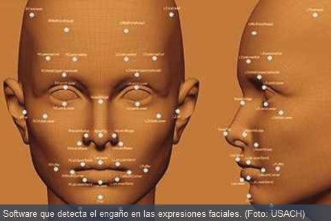 Software que detecta el engaño en las expresiones faciales