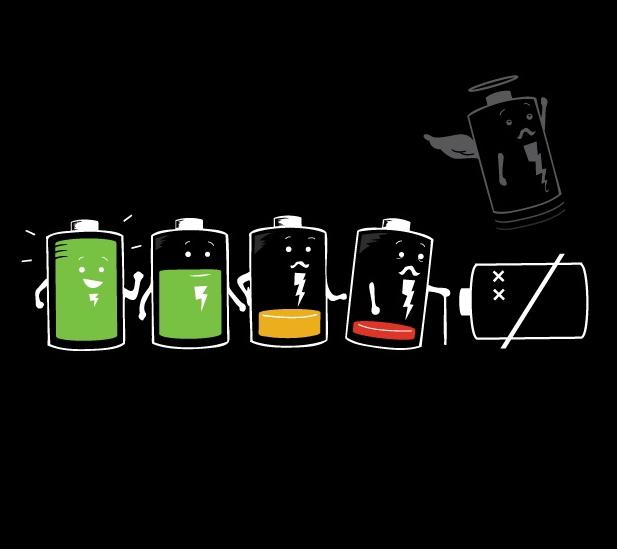 Descubren por qué las baterías recargables pierden su capacidad con el tiempo