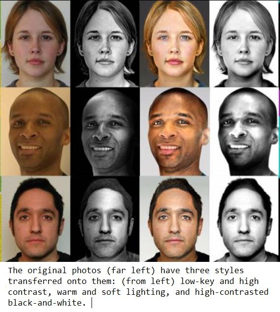 Algoritmo hace que un selfie parezca hecho por un profesional