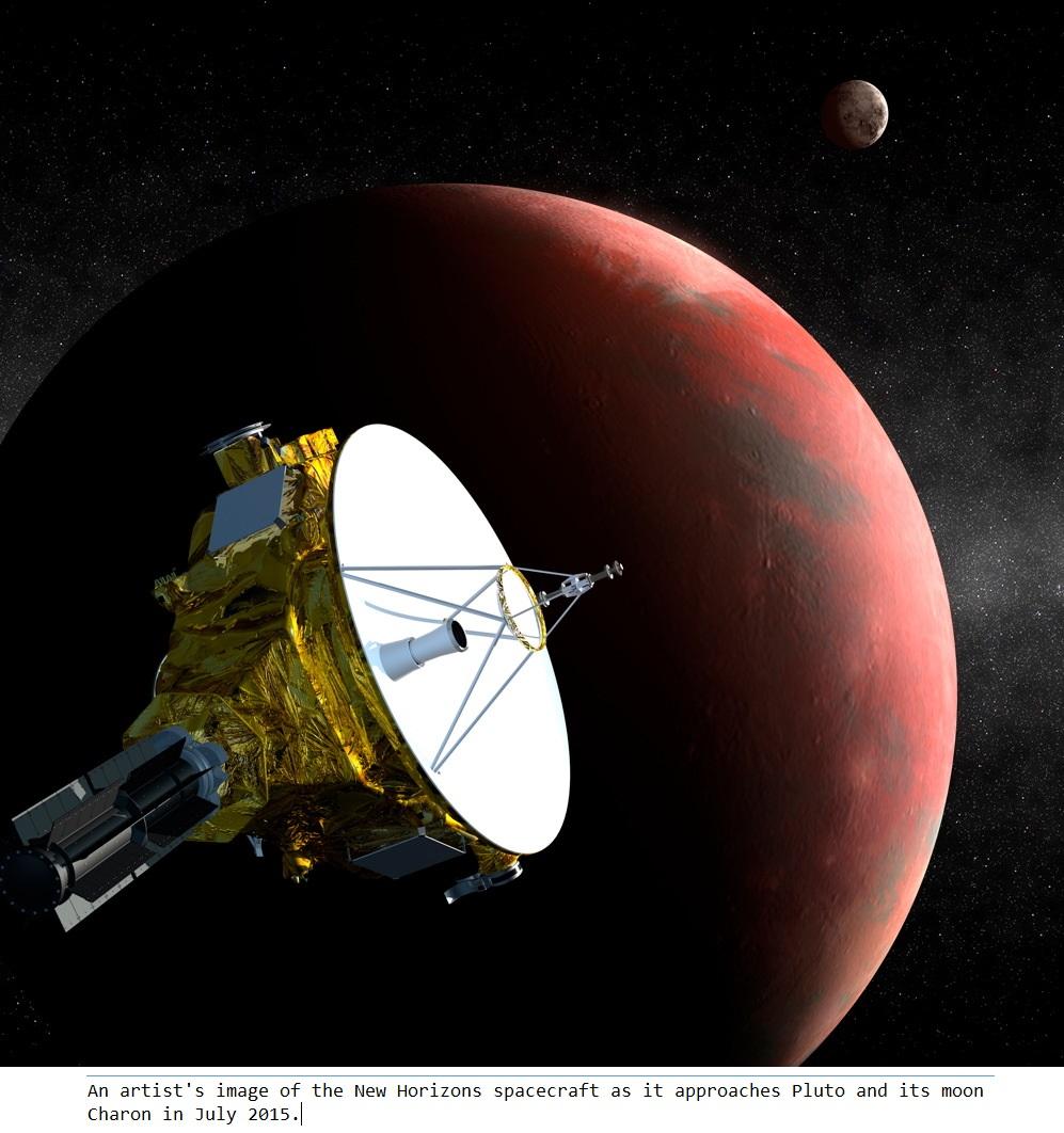 Una nave espacial de la NASA podrá llevar su mensaje a civilizaciones extraterrestres