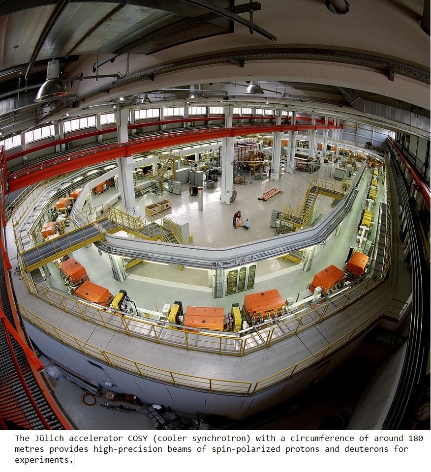 Confirman existencia de materia formada por más de 3 quarks