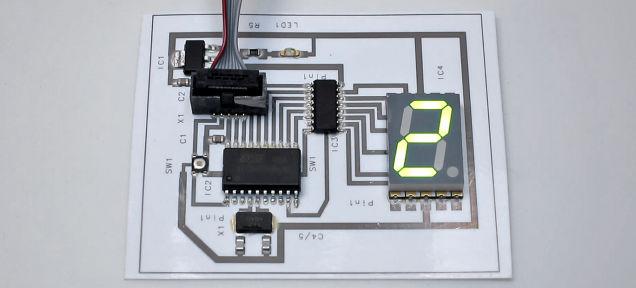 Squink, una fábrica personal de circuitos electrónicos