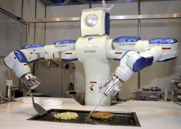 RoboHow traduce Internet para su uso por robots