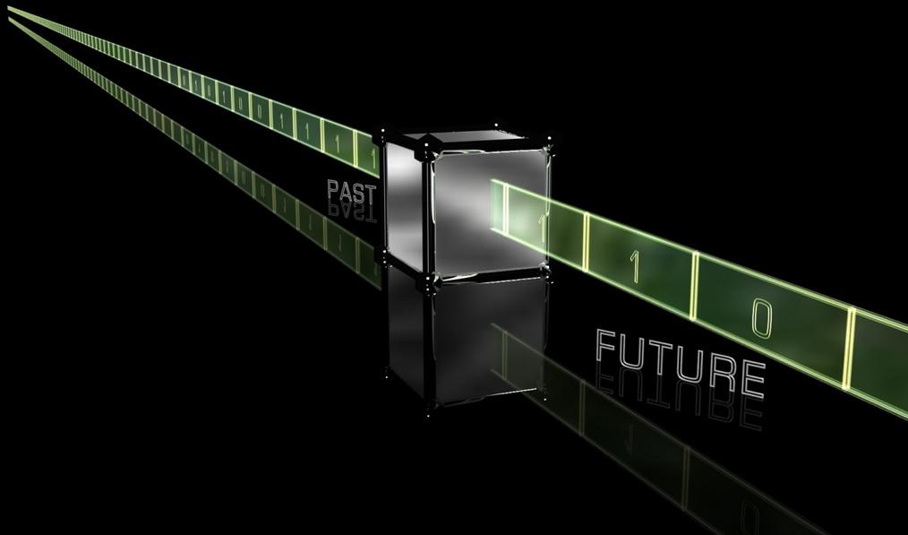 Crean un simulador cuántico que permite viajes en el tiempo