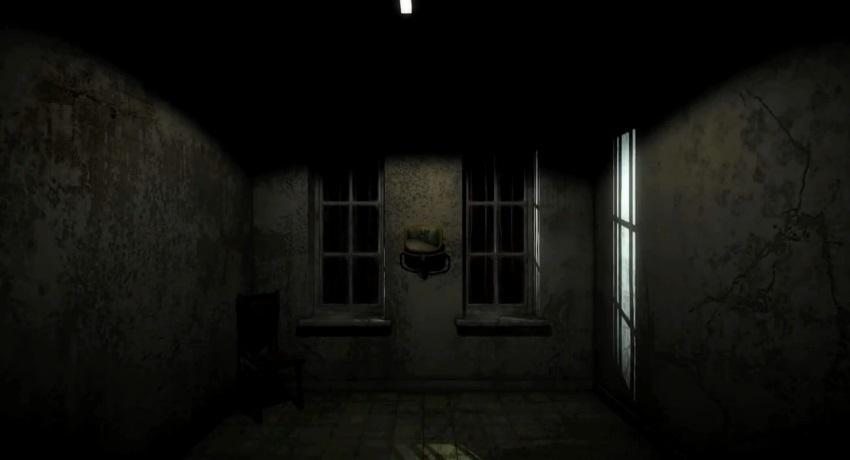 Una casa embrujada con realidad virtual