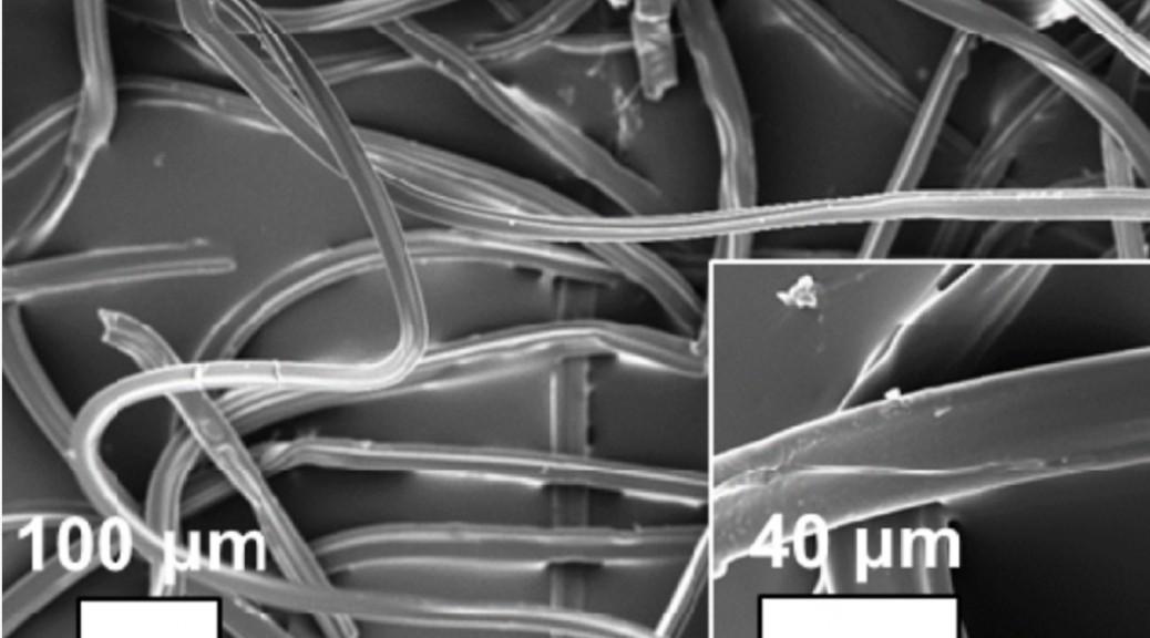 Las colillas de cigarrillo sirven para fabricar supercondensadores