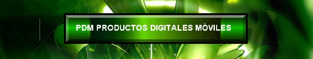PDM Productos Digitales Móviles