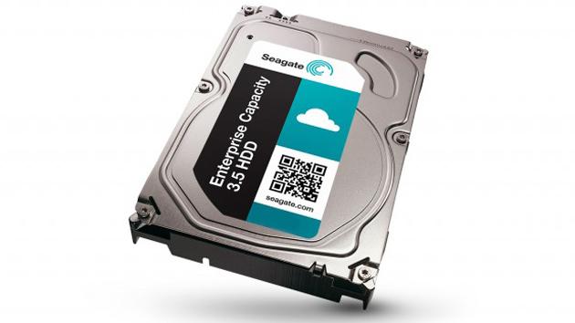 Seagate anuncia discos con 8 Terabytes de capacidad