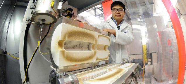 Nuevo material soporta 30 veces el número de ciclos de carga de las baterías actuales