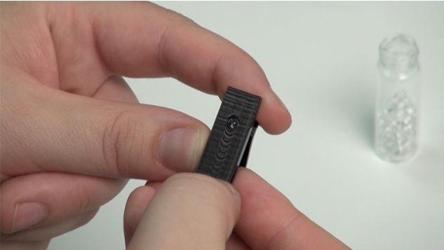 Haga su propio microscopio para teléfono con costo de un dólar