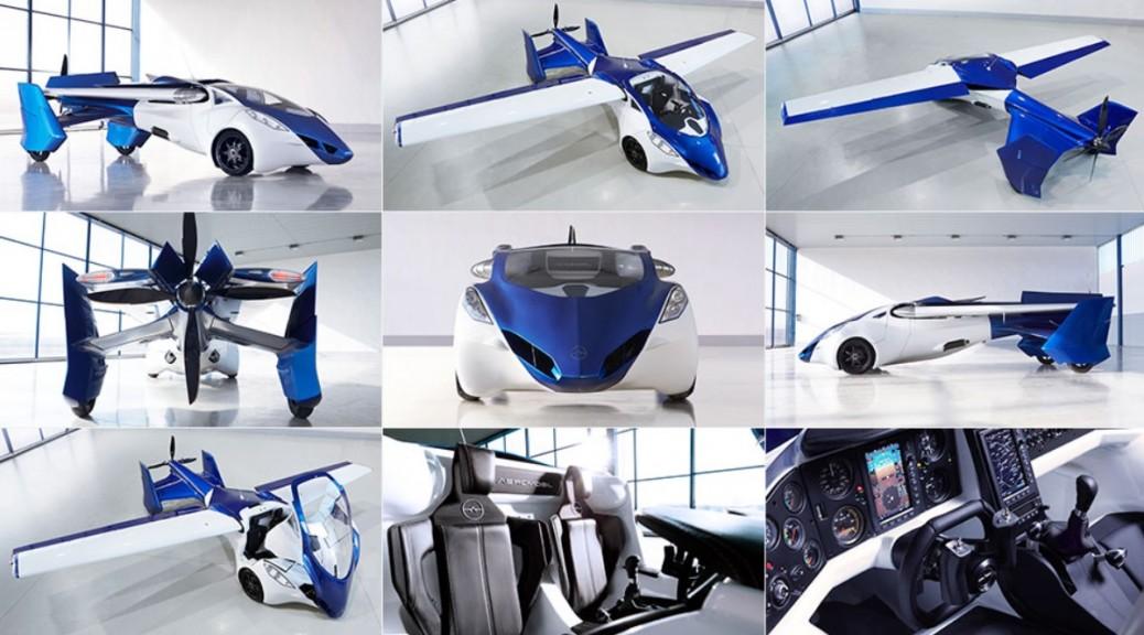 Auto volador eslovaco llega a su versión 3.0