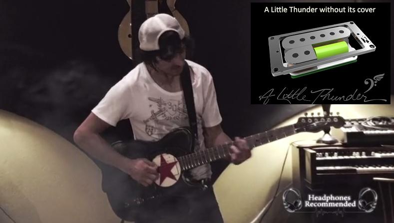 Los músicos podrán tocar guitarra y bajo simultáneamente