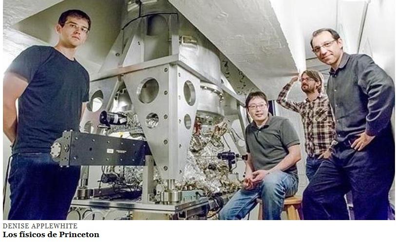 Descubren la primera partícula que es a la vez antipartícula