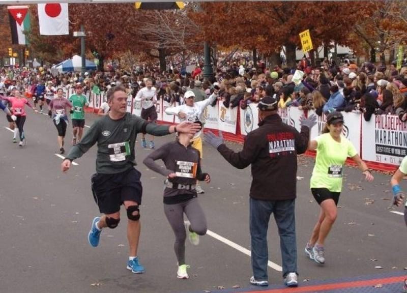 Diferencias entre hombre y mujer al intentar mantener la velocidad en un maratón
