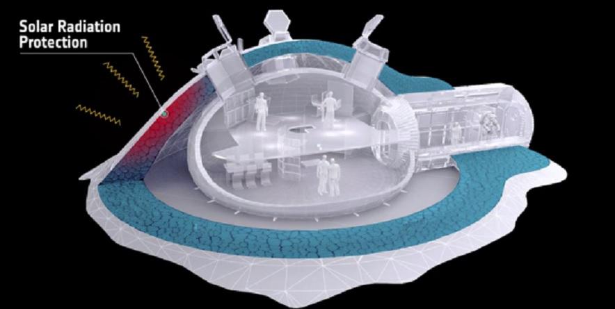 El plan de la Agencia Espacial Europea para construir una base lunar