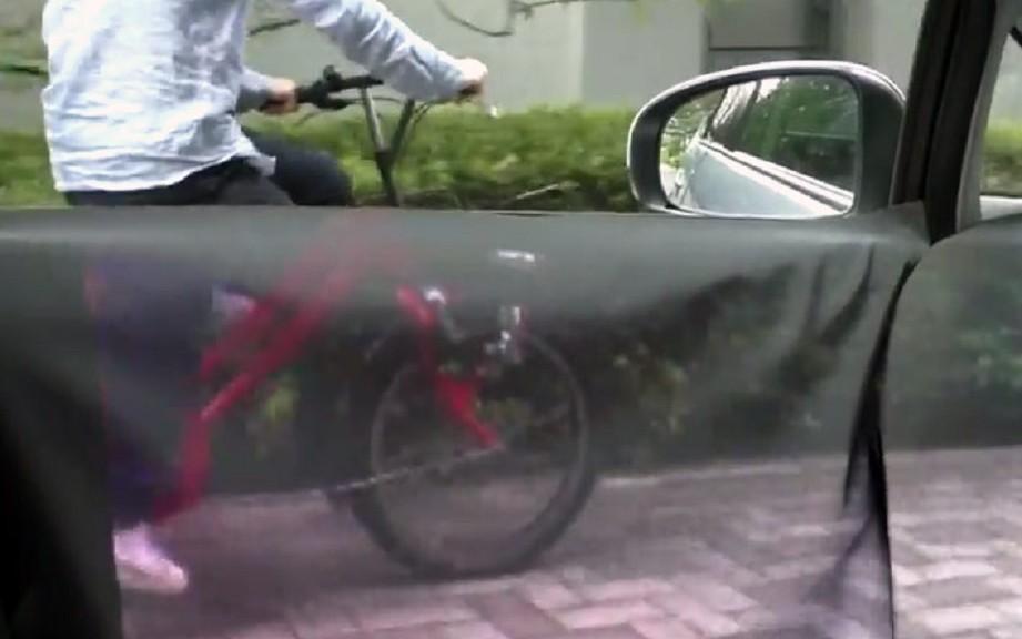 Automóvil transparente utiliza proyectores y cámaras