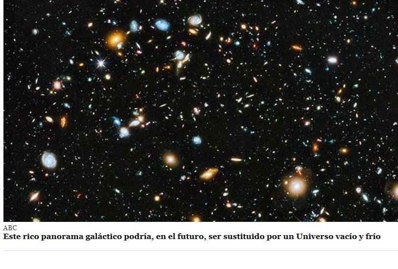 Podría estar desapareciendo la materia oscura
