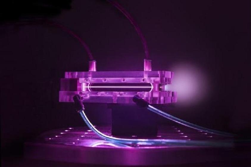 Récord mundial en un acelerador de partículas de sobremesa