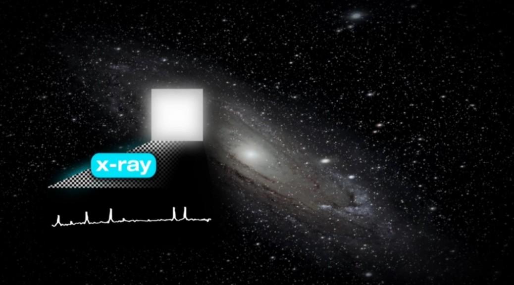 Detectan en la galaxia de Andrómeda posible materia oscura
