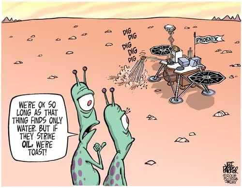 Encuentran forma más económica de viajar a Marte
