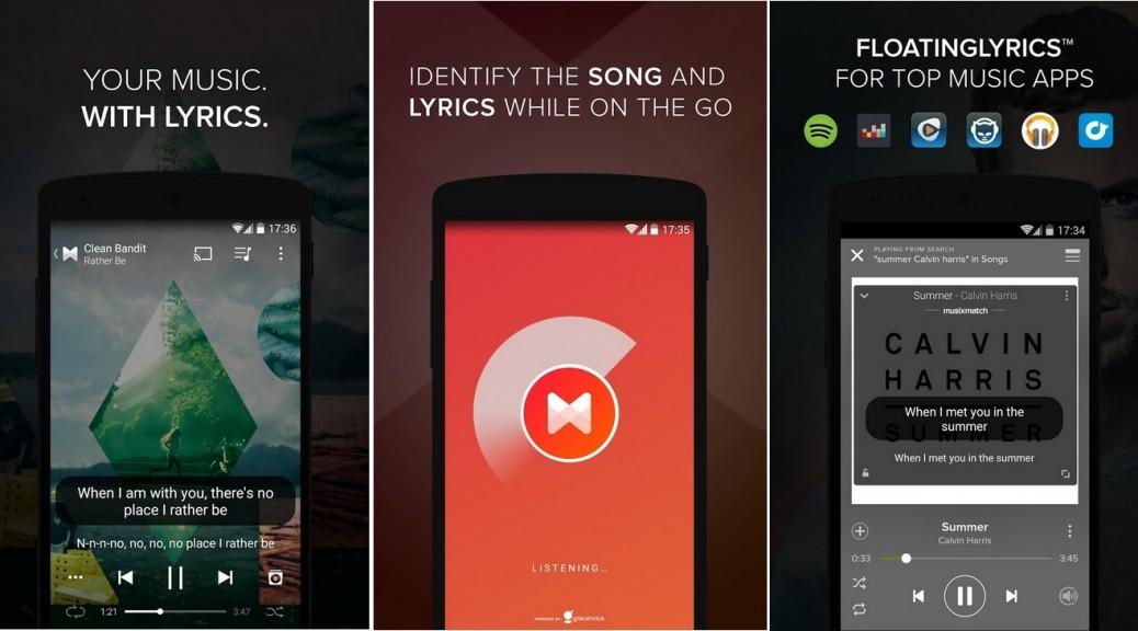 3a1f2f013fd Reproductor musical, con letras sincronizadas, gratis para iPad, iPhone,  Android, Windows
