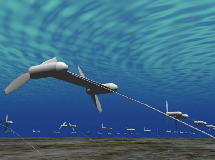 Toshiba fabricará turbinas submarinas para obtener energía del océano