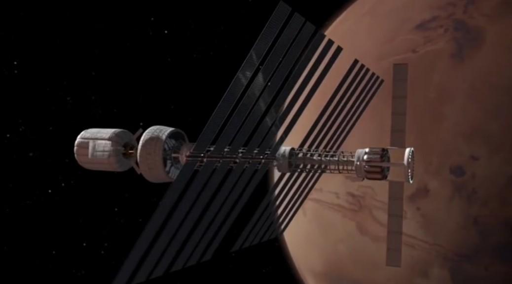Video de Boeing muestra cómo será el primer viaje humano a Marte