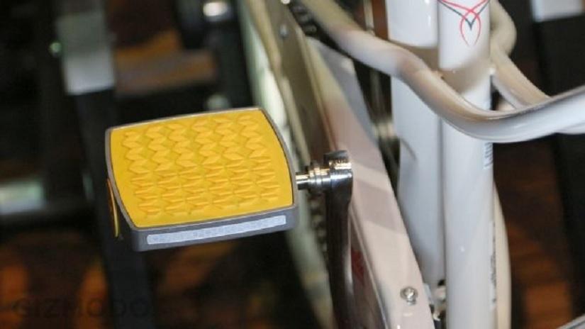 Pedales inteligentes que registran su entrenamiento y ubican su bicicleta
