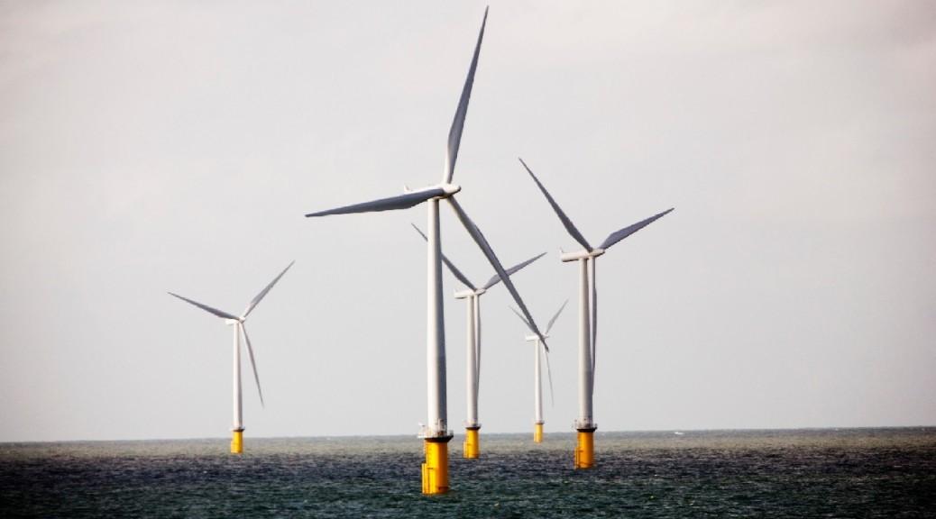 Dinamarca establece récord mundial en uso de energía eólica