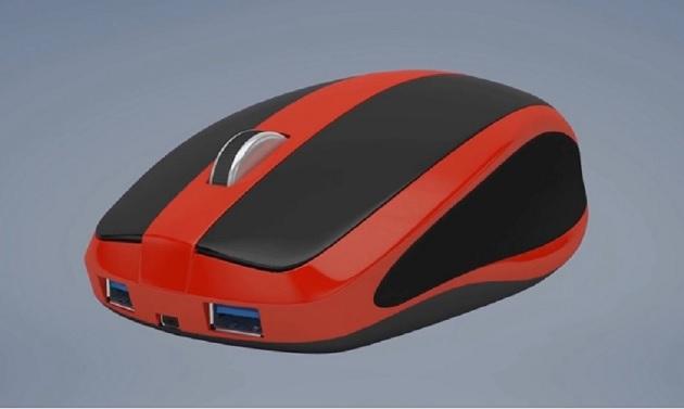 Antes: un PC con un ratón incluído. Ahora: un ratón con PC incorporado