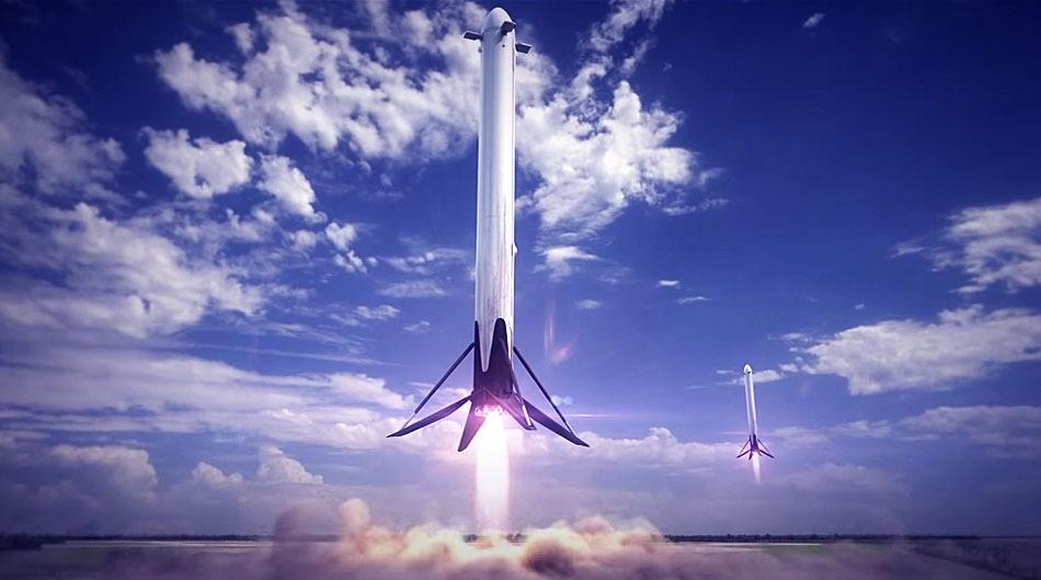Video muestra el futuro de los cohetes espaciales con re-entrada controlada
