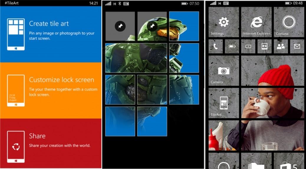 Personalice su pantalla de inicio con sus fotos favoritas, gratis para Windows Phone