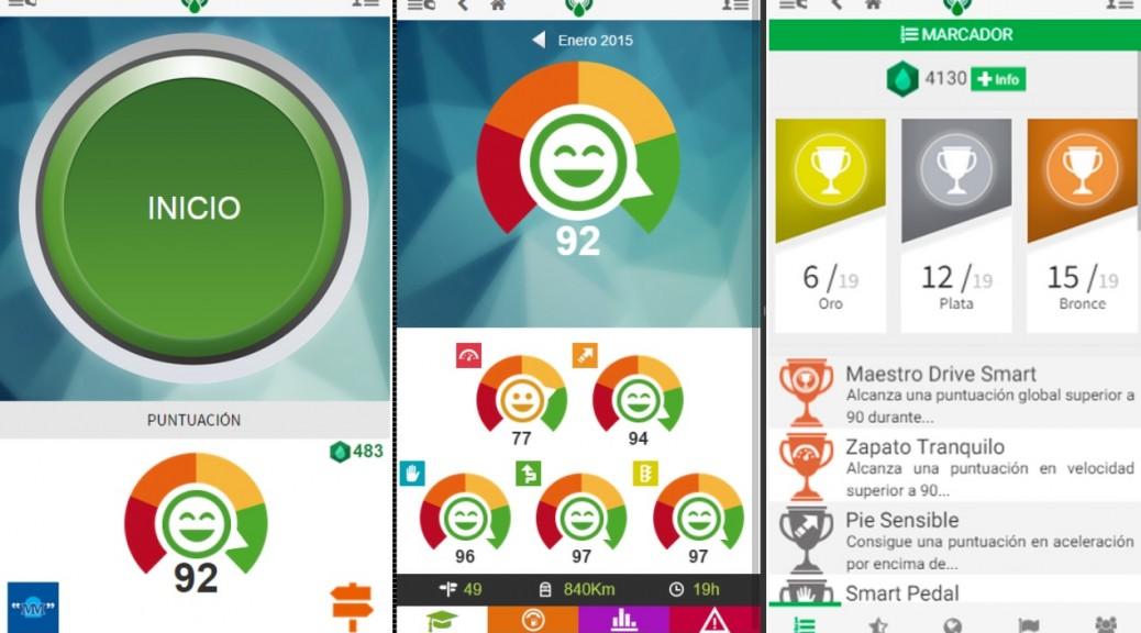 Aplicativo que evalúa la forma de conducir su automóvil, gratis para Android
