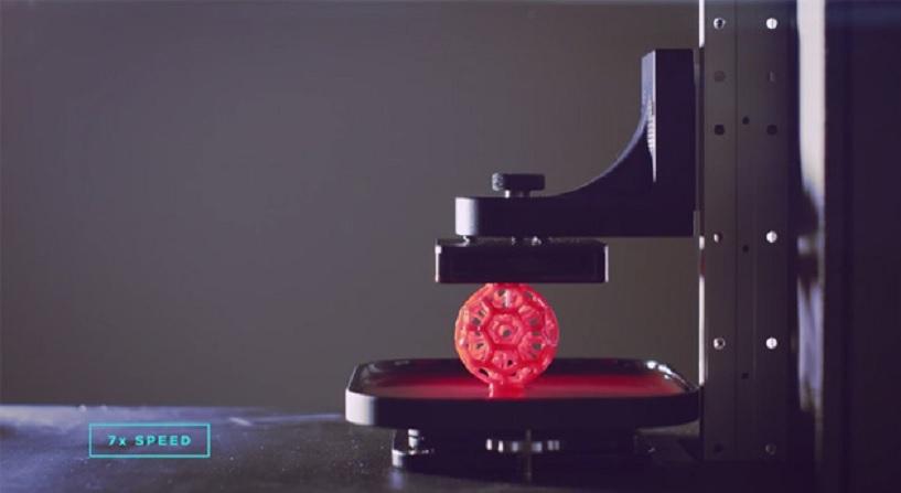 Fabrican impresora 3D 25 veces más rápida que sus competidoras